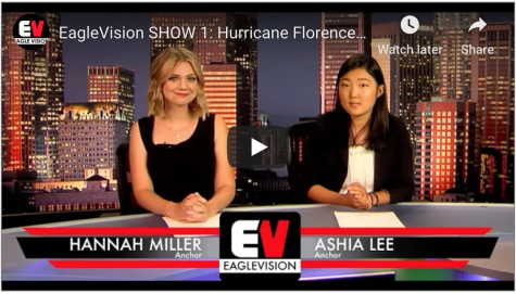 Eaglevision Show 5 for Fall 2018