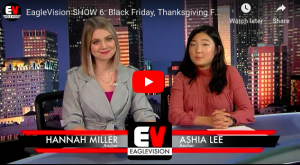 Eaglevision Show 6 for Fall 2018
